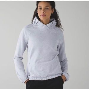💥Lululemon After all pullover size 2 sweater 💥